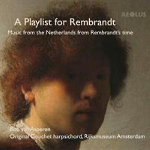 Unbranded Playlist Pour Rembrandt [CD] USA import