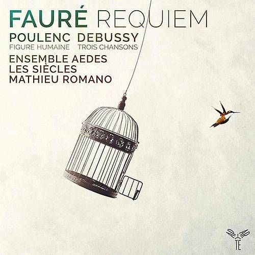 Unbranded Faure: Requiem [CD] Usa import