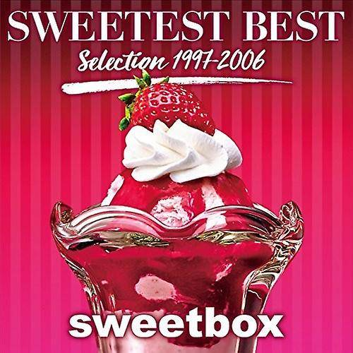 PID Sweetbox - Sweetest meilleure sélection 1997-2006 [CD] USA import