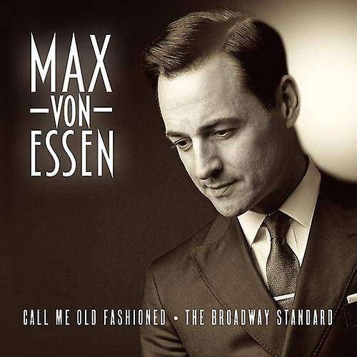 LML MUSIC Call Me Old Fashioned: The Broadway Standard [CD] Usa import