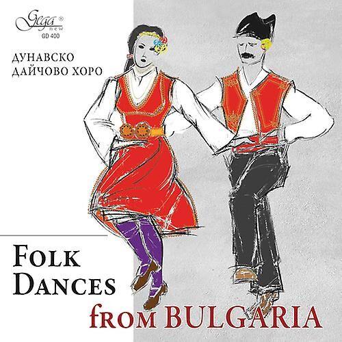 Unbranded Folk Dances From Bulgaria [CD] Usa import
