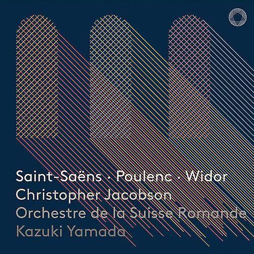 PENTATONE Poulenc & Widor [SACD] Usa import