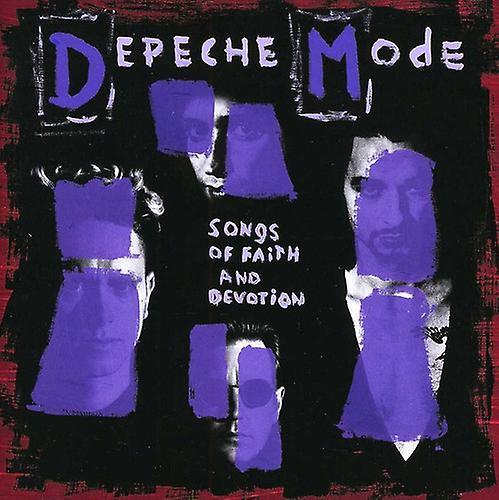 PID Depeche Mode - importation USA chansons de foi & la dévotion [CD]