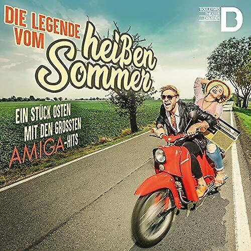 PID Die Legende Vom Heiben Sommer [CD] USA import