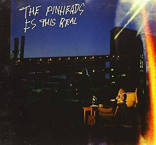 PID Is This Real [CD] USA import