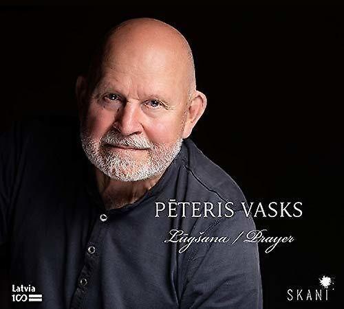 SKANI Vasks Prayer [CD] Usa import
