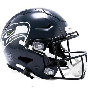 Riddell Authentic SpeedFlex Helmet - NFL Seattle Seahawks Marine