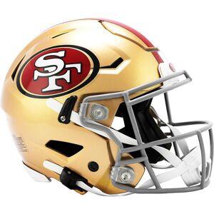 Riddell Authentic SpeedFlex Helmet - NFL San Francisco 49ers Or