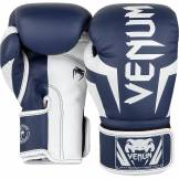 Venum Elite en cuir Skintex Hook and Loop formation gants de boxe-W...