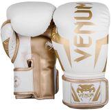 Venum Elite en cuir Skintex crochet et boucle formation gants de bo...