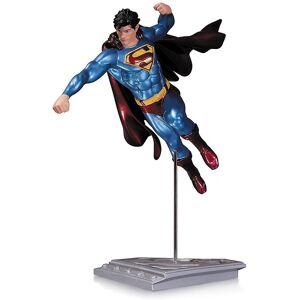 Superman Man of Steel Statue par Shane Davis - Publicité