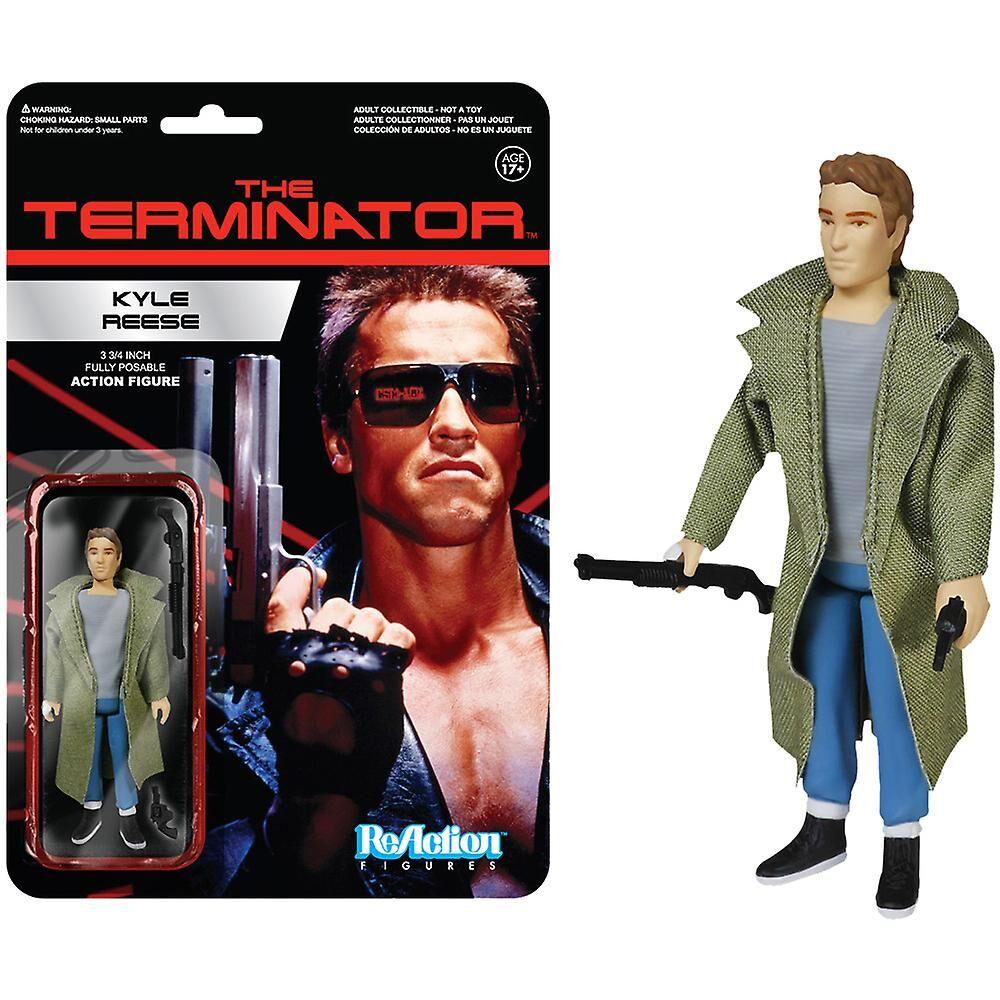 Terminator Kyle Reese ReAction Figure