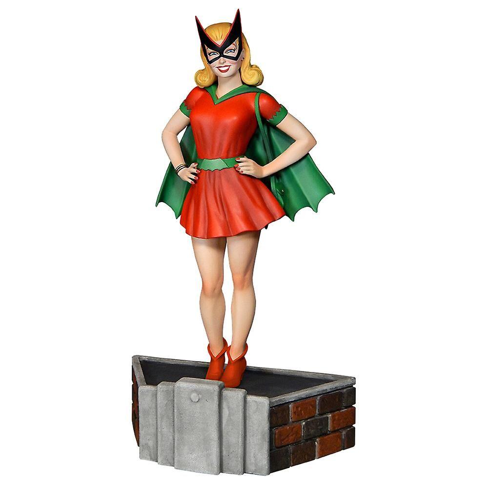 Batman Batgirl Classic Maquette