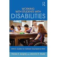 Travailler avec Students with Disabilities par Quigney & Theresa A. Merrimack College & Massachusetts & USAStuder & Jeannine R. University of Tenne... <br /><b>69 EUR</b> Fruugo.fr