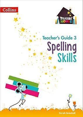 Guide des enseignants en orthographe 3 par Snashall & Sarah