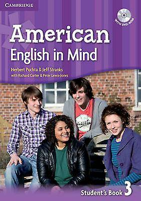American English in Mind Level 3 Students Book avec DVDROM par Puchta & HerbertStranks & Jeff