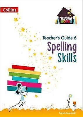 Guide des enseignants en orthographe 6 par Snashall & Sarah