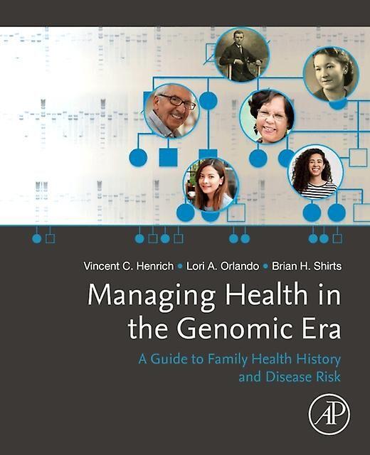 Managing Health in the Genomic Era par Henrich & Vincent Professeur émérite & Ancien directeur du Center for Biotechnology & Genomics & and Health ...