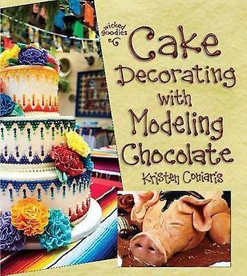 Gâteau, décorer avec le chocolat par Kristen Coniaris à modeler