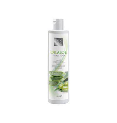 Teo Natura Shampoing à l'Aloé arborescens et à l'huile essentielle de Citron Bio - Protège et hydrate 250 ml - Teo Natura