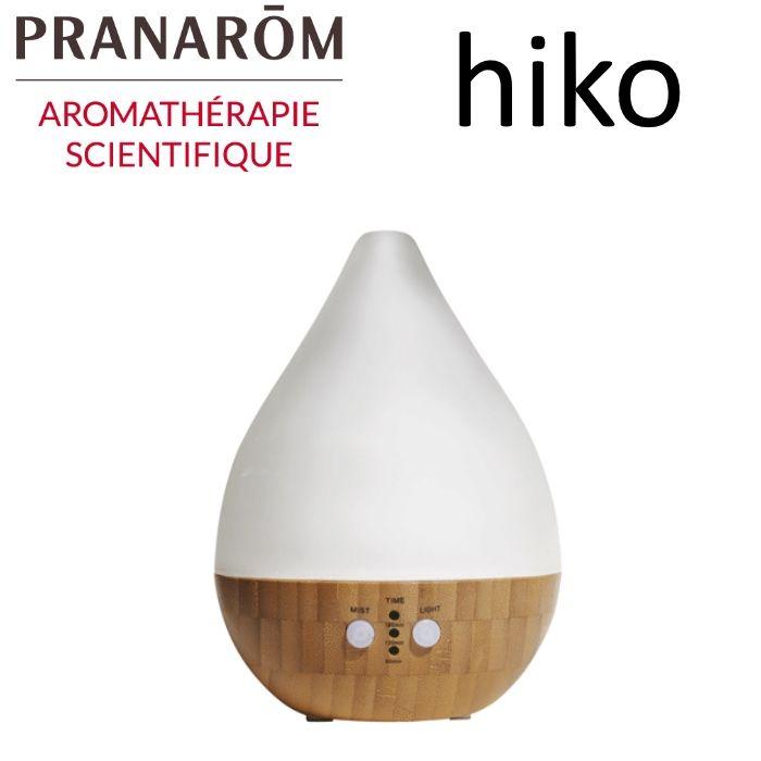 Pranarôm Hiko Diffuseur ultrasonique d'huiles essentielles - Haute qualité technologique - Pranarôm