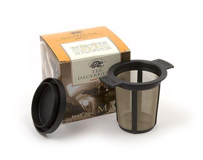 Teeli Filtre à thé en inox - Réutilisable - Teeli