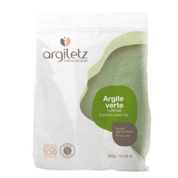 Argiletz Argile verte ultra-ventilée - 300g - Argiletz