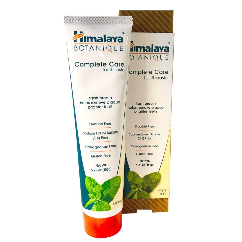 Himalaya Dentifrice Organique Complete Care Menthe 150 g - Himalaya
