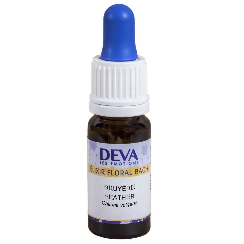 Deva Bruyère Bio - Altruisme & Ecoute Elixir Floral de Bach 10 ml - Deva