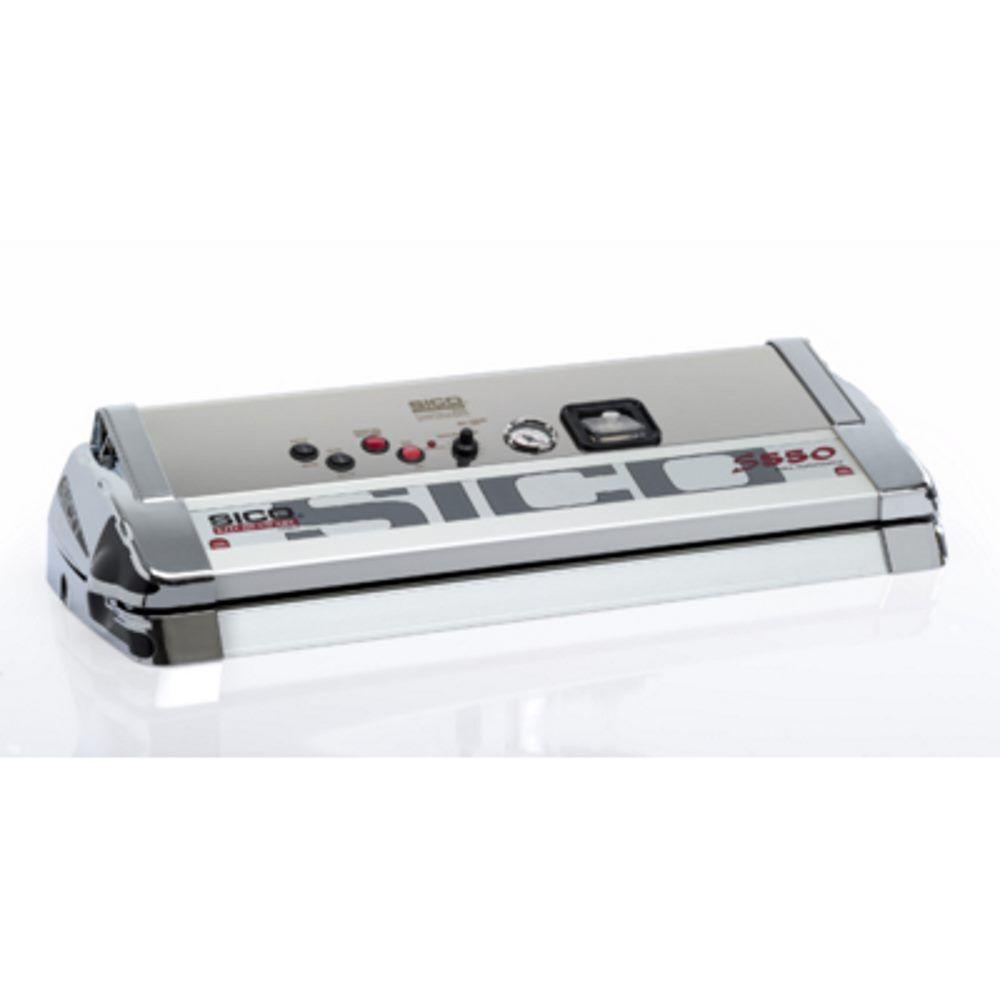 Sico Machine sous vide S-Line 550C avec 2 pompes de pression 1000 W  - Sico