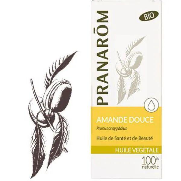 Pranarôm Amande douce Bio - Huile végétale Prunus amygdalus 50 ml - Pranarôm