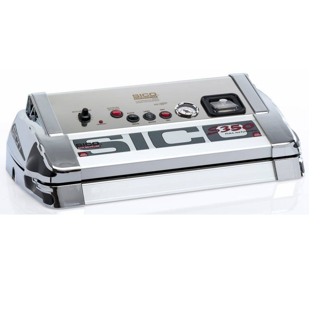 Sico Machine sous vide S-Line 350C avec pompe de pression 700 W  - Sico