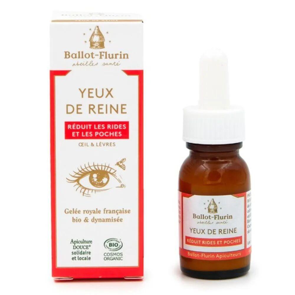 Ballot-Flurin Crème Yeux de Reine Bio - A la gelée royale 15 ml - Ballot-Flurin