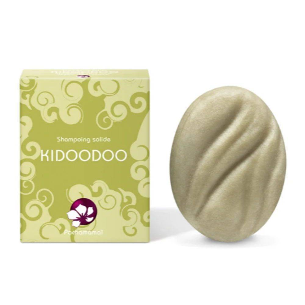 Pachamamaï Shampooing solide Ultra Doux - Kidoodoo 65 g - Pachamamaï