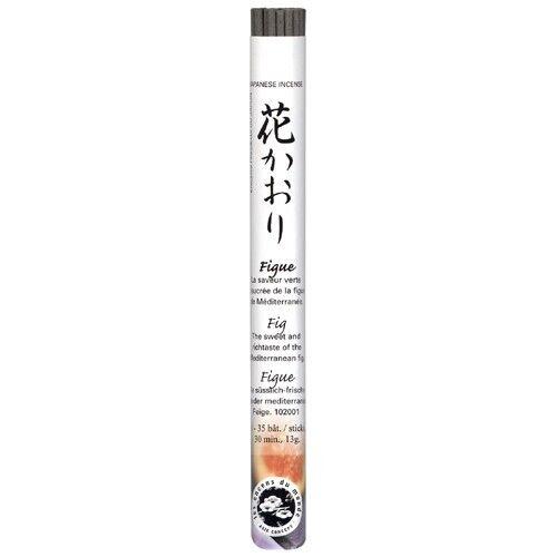 Les Encens du Monde Figue encens japonais - 35 bâtonnets - Les Encens du Monde