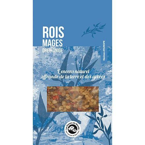 Les Encens du Monde Rois mages - Résines aromatiques 40 g - Les Encens du Monde