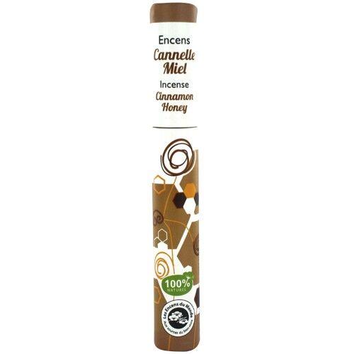 Les Encens du Monde Cannelle Miel - Encens végétal 30 bâtonnets - Les Encens du Monde