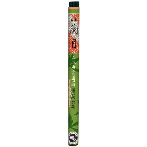 Les Encens du Monde Orchidée de Jade encens japonais - 45 bâtonnets - Les Encens du Monde