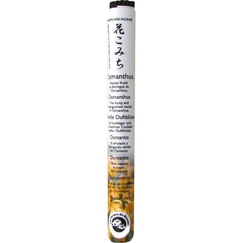 Les Encens du Monde Osmanthus encens japonais - 35 bâtonnets - Les Encens du Monde