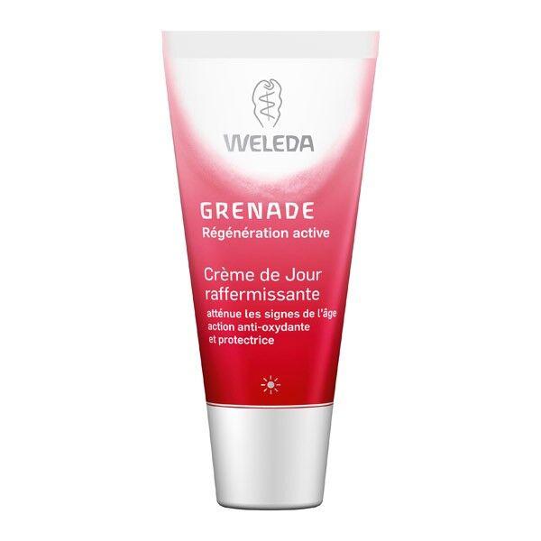 Weleda Crème de Jour raffermissante à la Grenade - Atténue les signes de l'âge 30 ml - Weleda