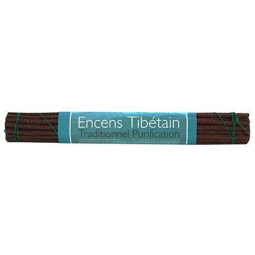 Les Encens du Monde Relaxation encens traditionnel tibétains - 28 bâtonnets - Les Encens du Monde