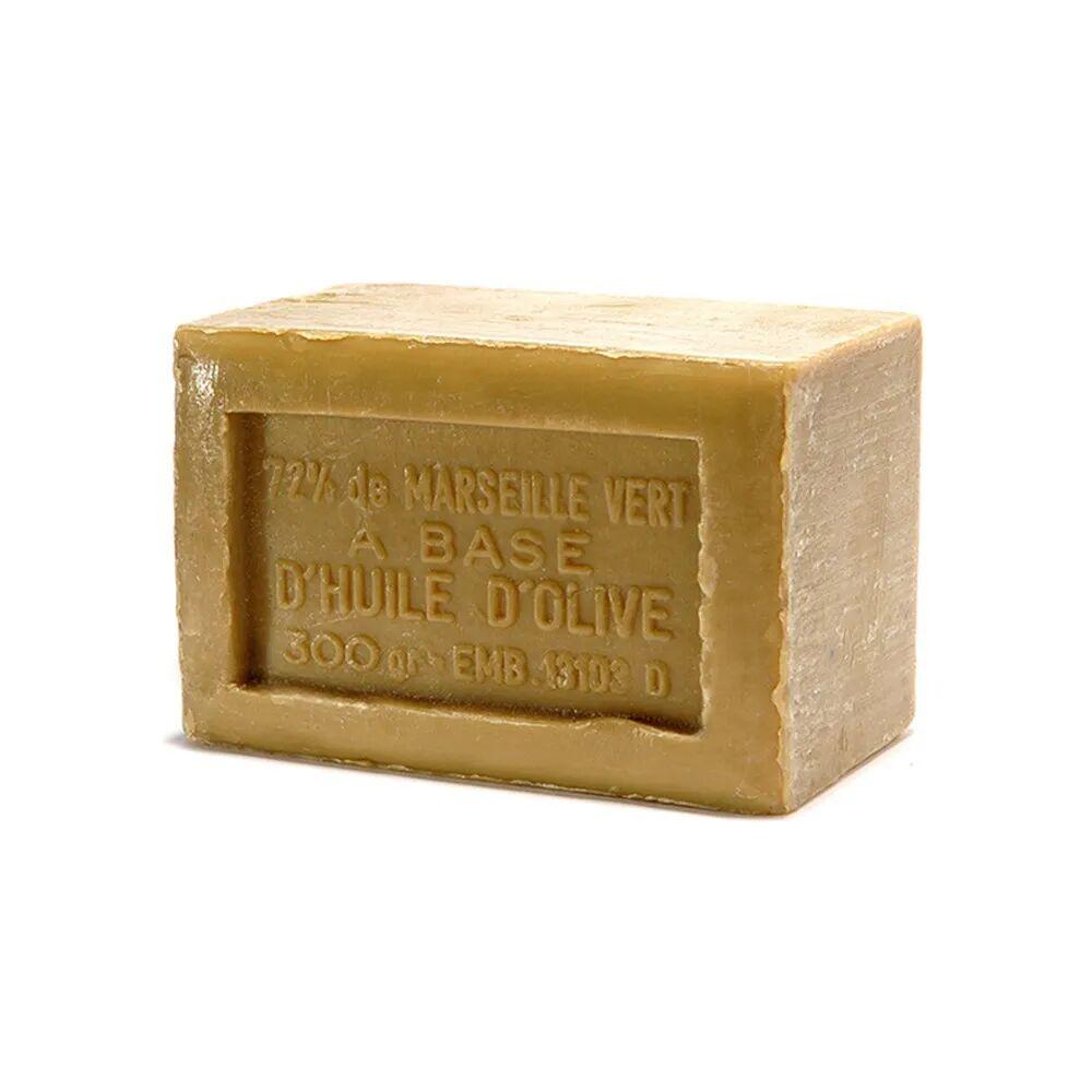 Rampal Latour Savon de Marseille Bio extra pur vert à l'huile d'olive - 72% d'huile 300g - Rampal Latour