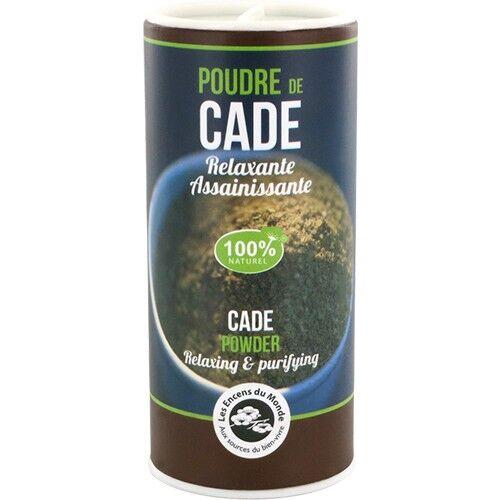 Les Encens du Monde Poudre de Cade - Relaxante et assainissante 30 grammes - Les Encens du Monde