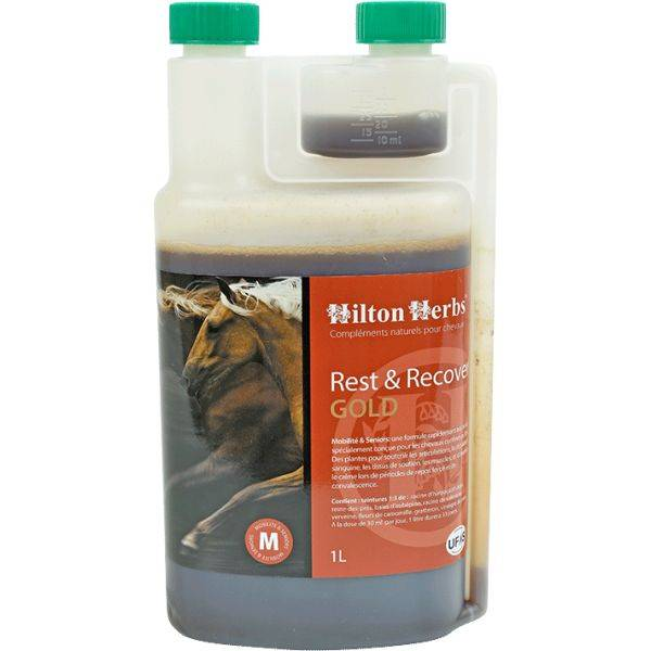 Hilton Herbs Rest & Recover Gold...