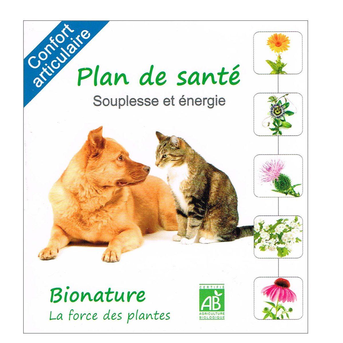Bionature Confort articulaire Bio - Cure de 2 mois - Bionature