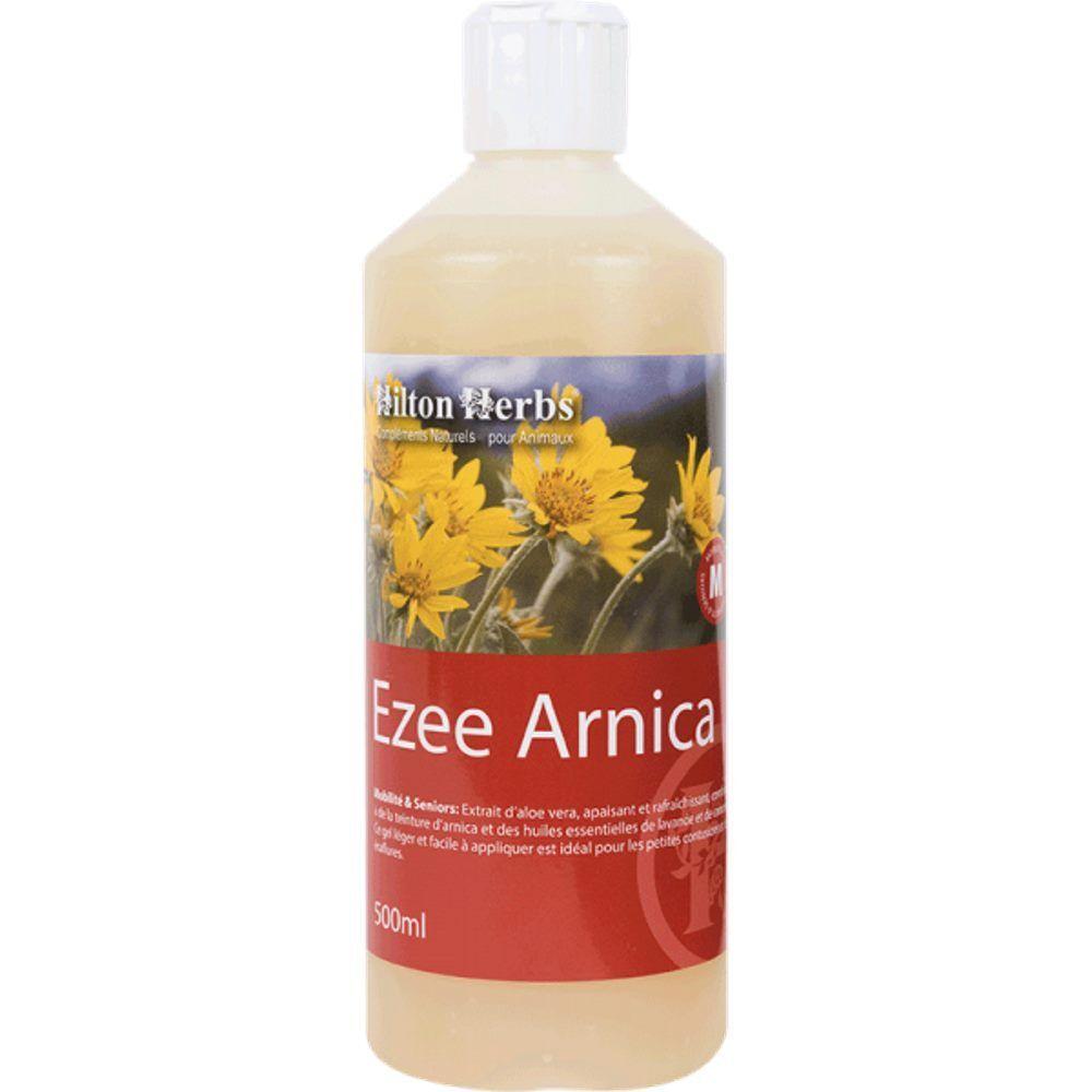 Hilton Herbs Ezee Arnica - Lotion Arnica & Aloé vera - Chiens & Chevaux - 500 ml - Hilton Herbs