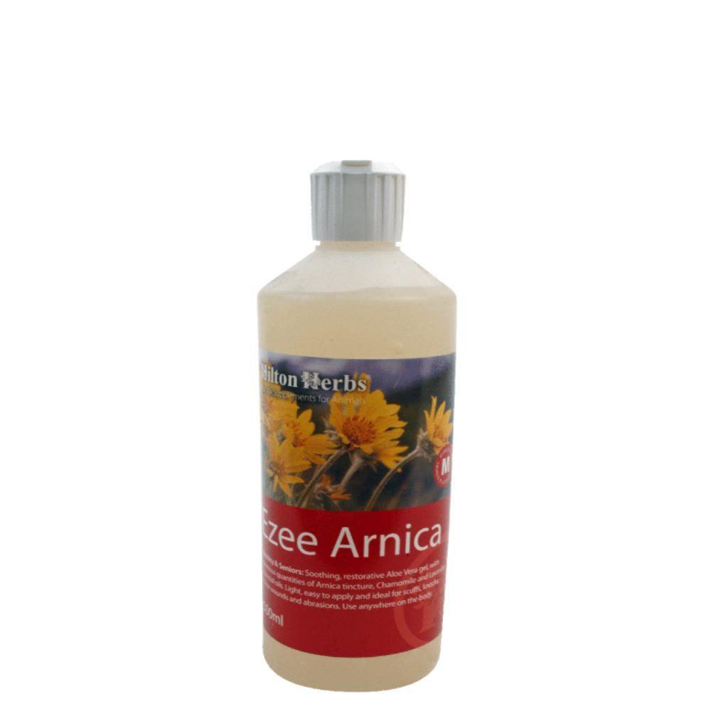 Hilton Herbs Ezee Arnica - Lotion Arnica & Aloé vera - Chiens & Chevaux - 250 ml - Hilton Herbs