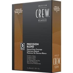 American Crew Soin des cheveux Precision Blend Colorations Marron Foncé 2-3 3 x 40 ml
