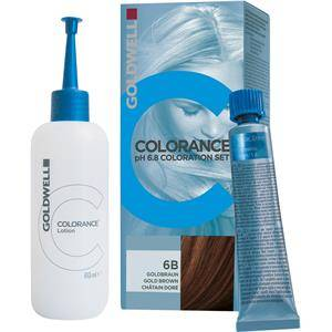Goldwell Color Colorance PH 6,8 Coloration Set 6B Marron doré 1 Stk.