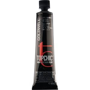 Goldwell Color Topchic The Blondes Permanent Hair Color 10V Blond Violet Pastel 60 ml